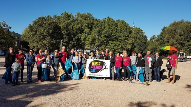Illingen engagiert gegen Müll