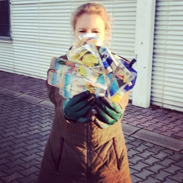 Initiative unfairmüllt - plastikfreier leben