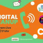 Klick, klick, hurra: Das Digital Cleanup geht live!