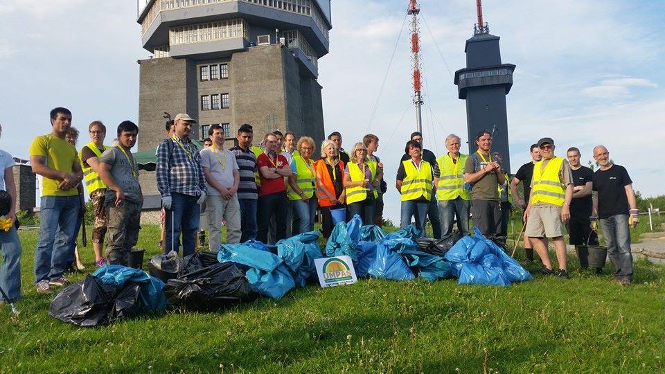 UMPAS Schmitten Cleanup