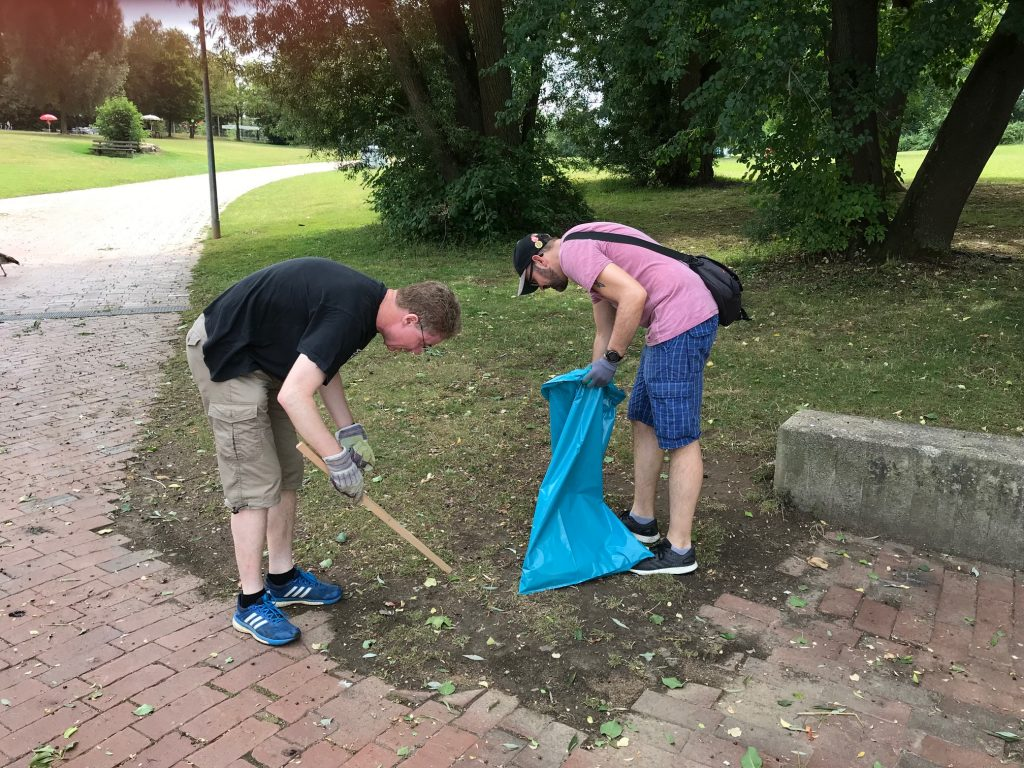 teamevent cleanup