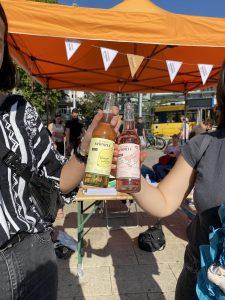 Stuggi Schorle sponsort Drinks zum World Cleanup Day 2020