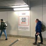 Deutsche Bahn und Cleanup Network kooperieren für Sensibilisierungskampagne an Bahnhof