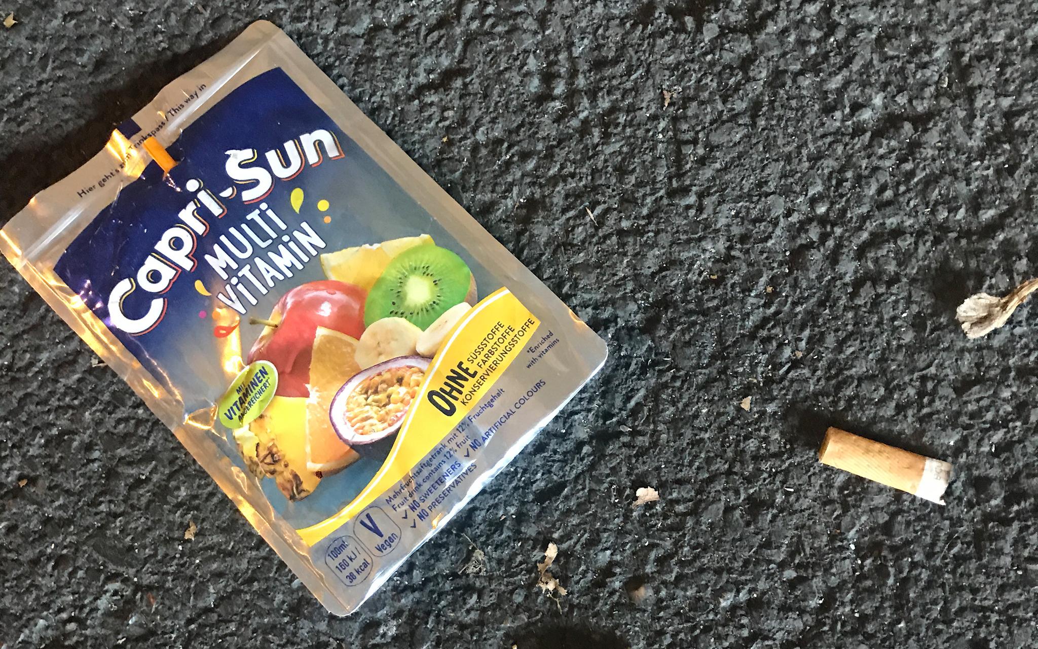 Capri Sonne möchte sich aus dem EU Geschäft zurückziehen, da sie ...