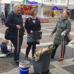 CleanUp Brühl wird Teil unseres Netzwerks - Elisabeth erzählt uns mehr