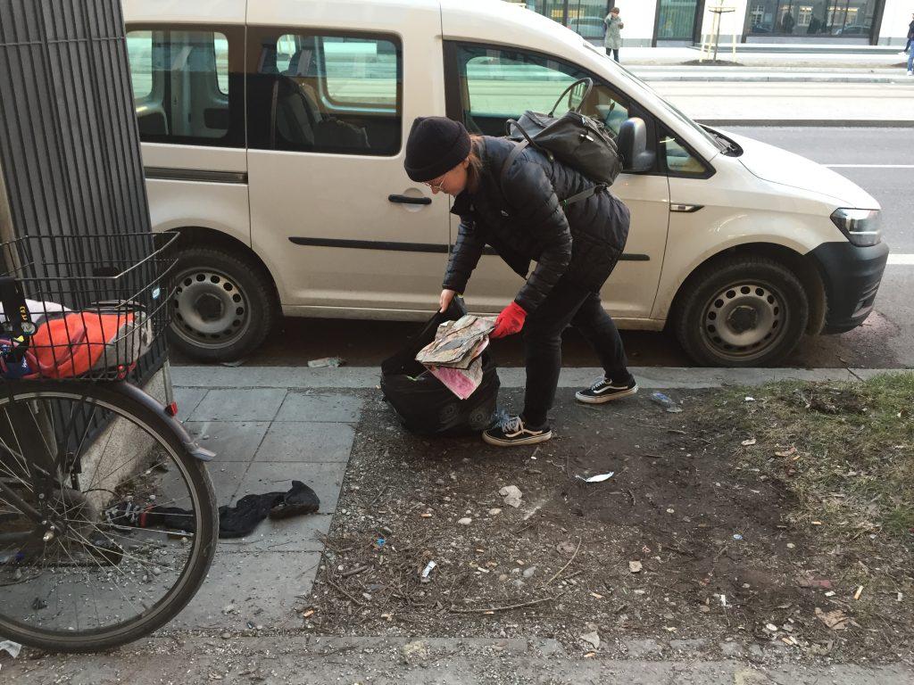 #cleanupmunich