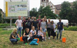 Cleanup Stuttgart – der Bismarckplatz ist jetzt sauber!
