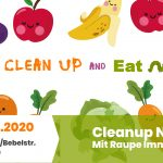 +++ABGESAGT+++ Clean up and eat up: Cleanup mit anschließendem Foodsharing