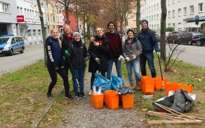 Cleanup No9 – Love where you live – in Stuttgart-Ost
