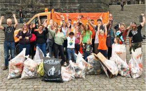 """""""Dreck weg, Koblenz!"""" tritt unserem Netzwerk bei – und erklärt, warum Cleanups sinnvoll sind"""