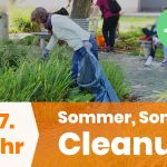 Save the Date: Sommer, Sonne, Cleanup am 19. Juli