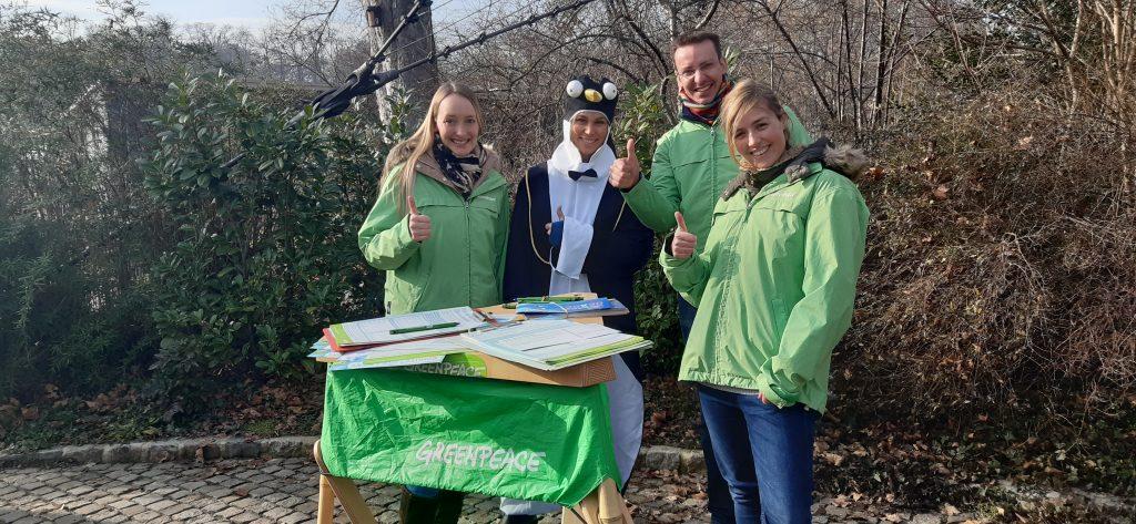 Greenpeace Stuttgart