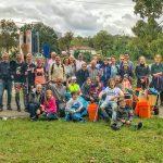 Neckar Cleanup mit Ruderclub, Stand-Up Paddling und Neckarfreude