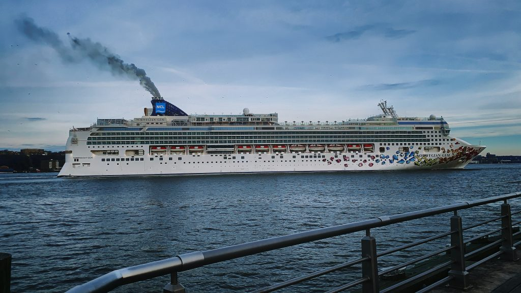 Kreuzfahrtschiff umweltverschmutzung