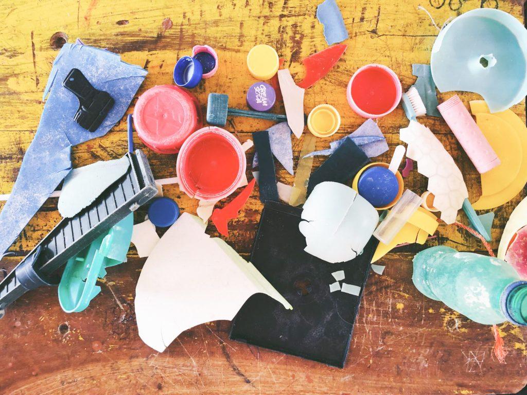 merijaan Plastik recycling Surfbretter