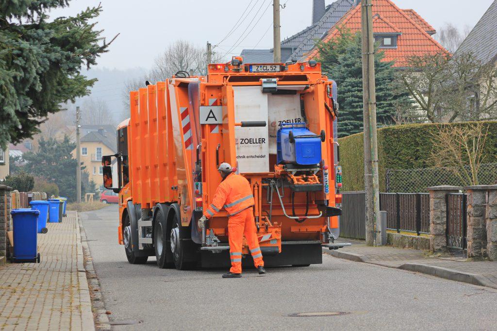Cleanupper sind nicht die Müllabfuhr