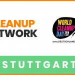 World Cleanup Day 2018 in Stuttgart