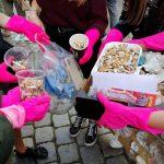 Pinke Hände, flinkes Ende - Dresdner Initiative wird Netzwerkpartner