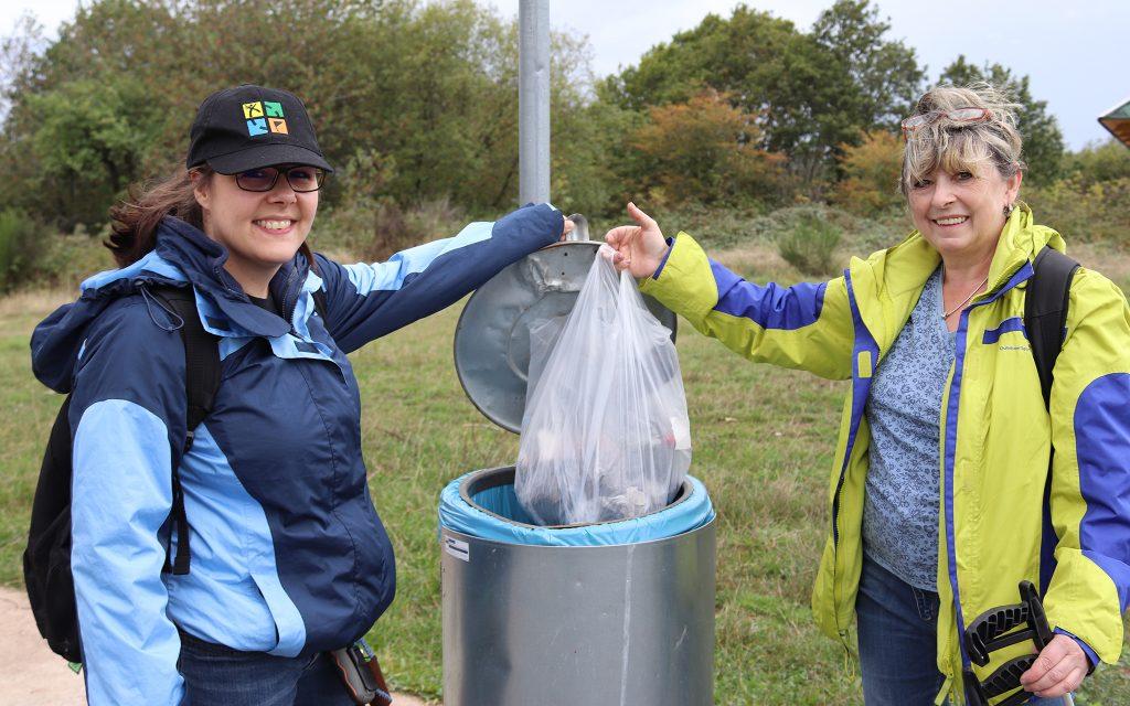 cleanup saarland