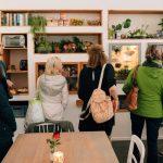 Zusammen mit dem Foodsharing Café Raupe Immersatt für mehr bewussten Konsum