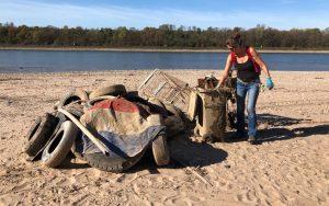 Rhein Clean Up Dormagen – 100 Tonnen Müll und Beitritt zum Netzwerk