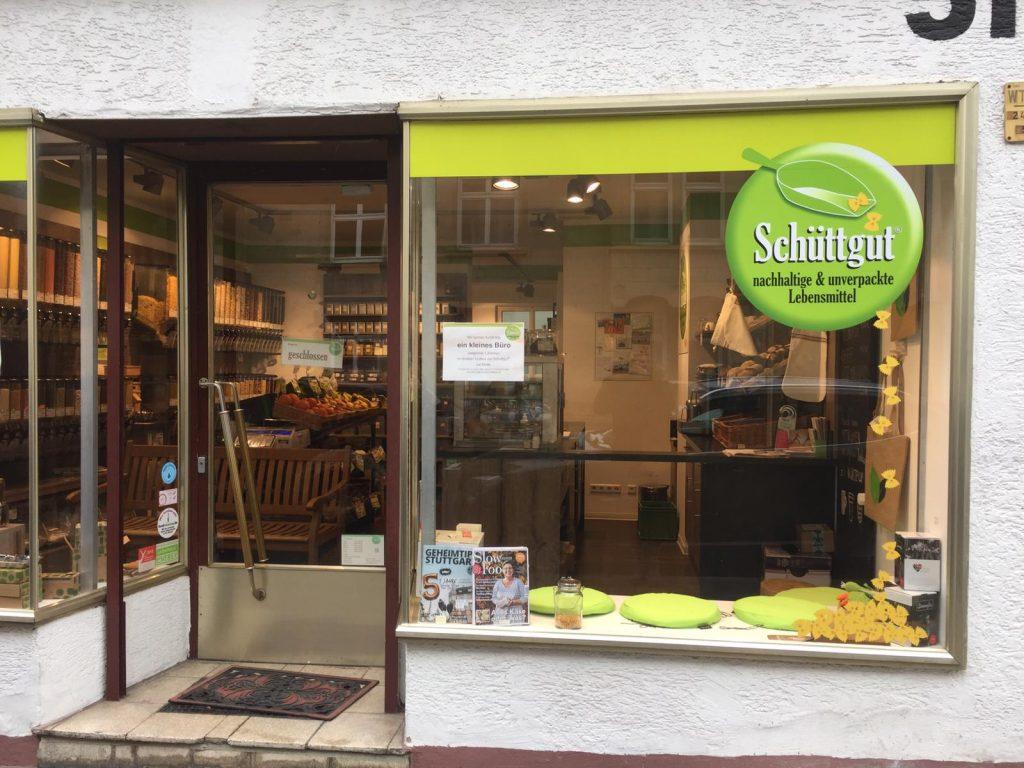 Schüttgut Stuttgart