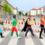 Initiative aus Rathenow kämpft mit Superkräften gegen den Müll - und wird Teil des Netzwerks
