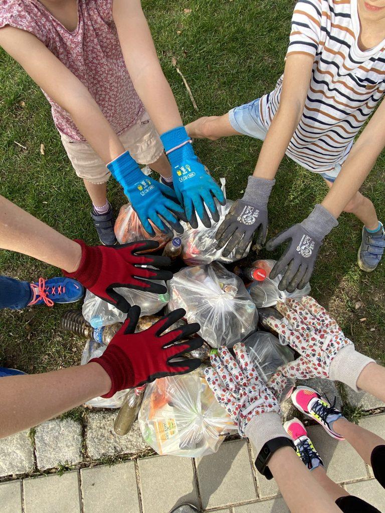 umweltheldinnen gärtringen gruppenfoto
