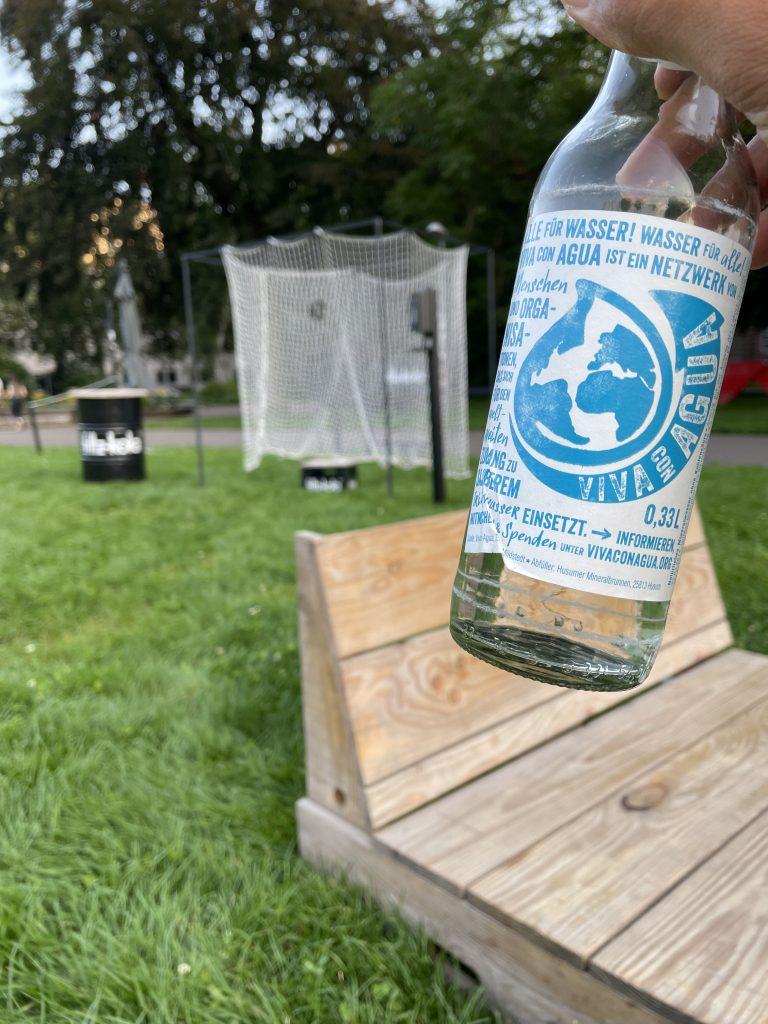 Mehrwegglas Nachhaltigkeit