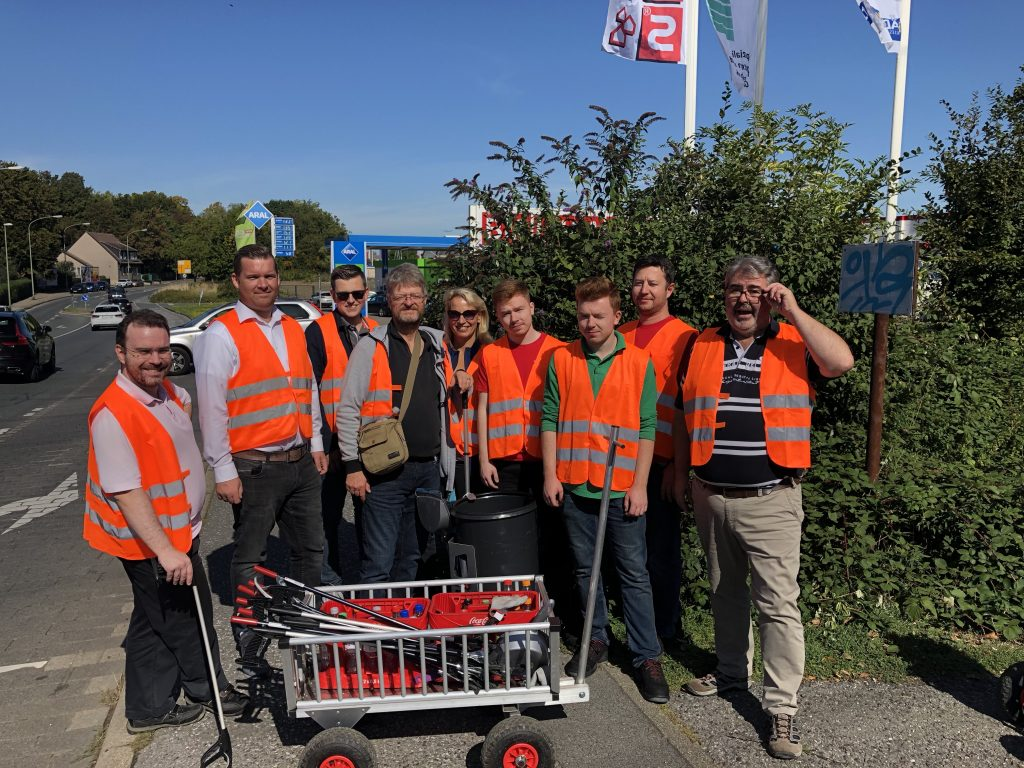 waste walk essen