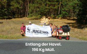 WWF Jugend tritt dem Cleanup Network bei und unterstützt bei Müllprojekt in Vietnam