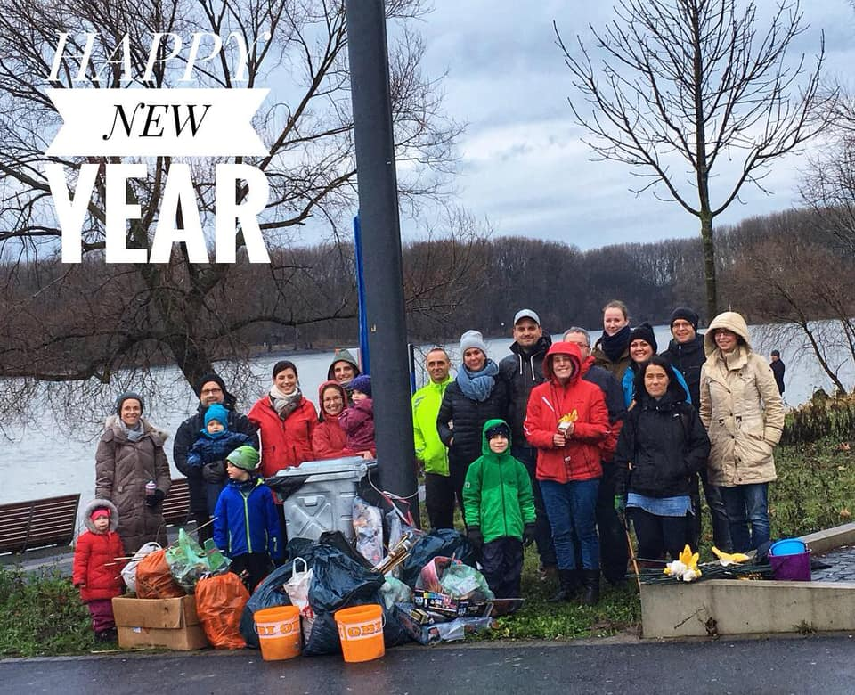 Zero Waster Bonn - Silvester-Cleanup