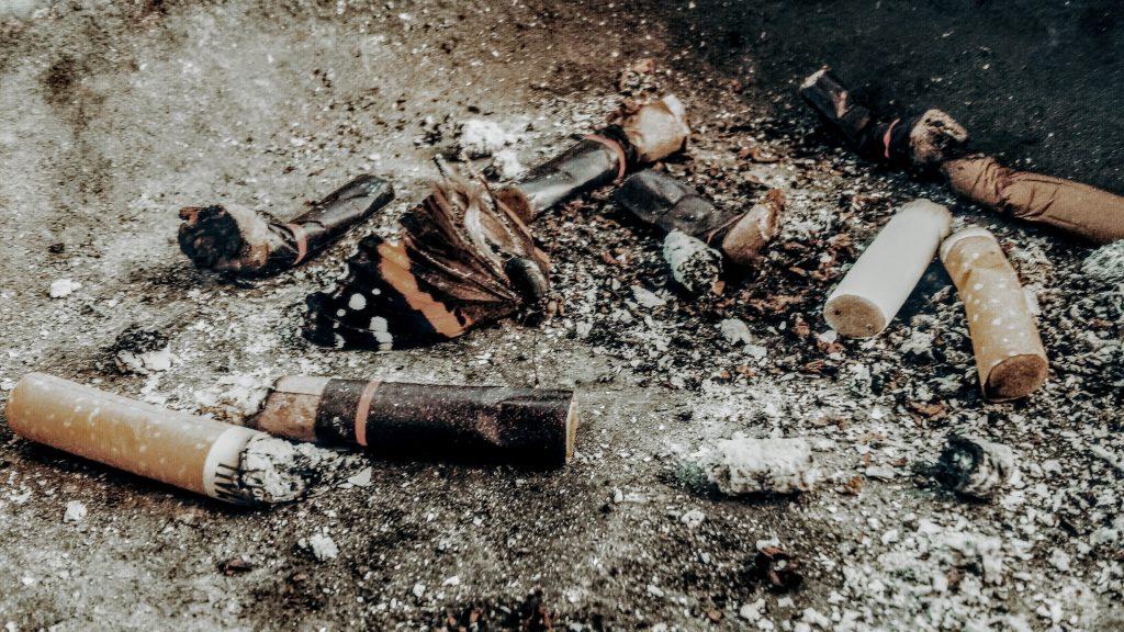 zigaretten können recycelt werden